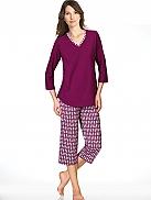 CALIDA Autumn Special Pyjama 3/4