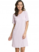 CALIDA Deauville Big Shirt, Kurzarm
