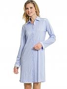 CALIDA Deauville Sleepshirt, geknöpft