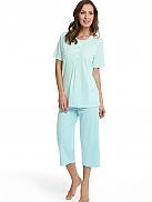 CALIDA Lady Tulip Pyjama 3/4