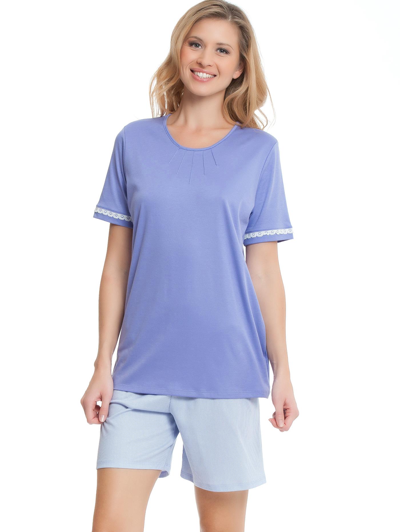Deauville Kurz-Pyjama