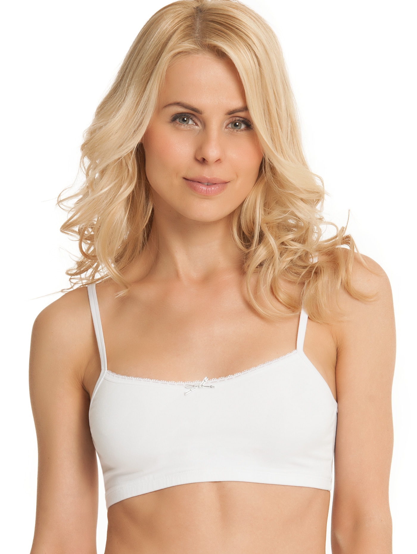 Every Day Cotton Bustier