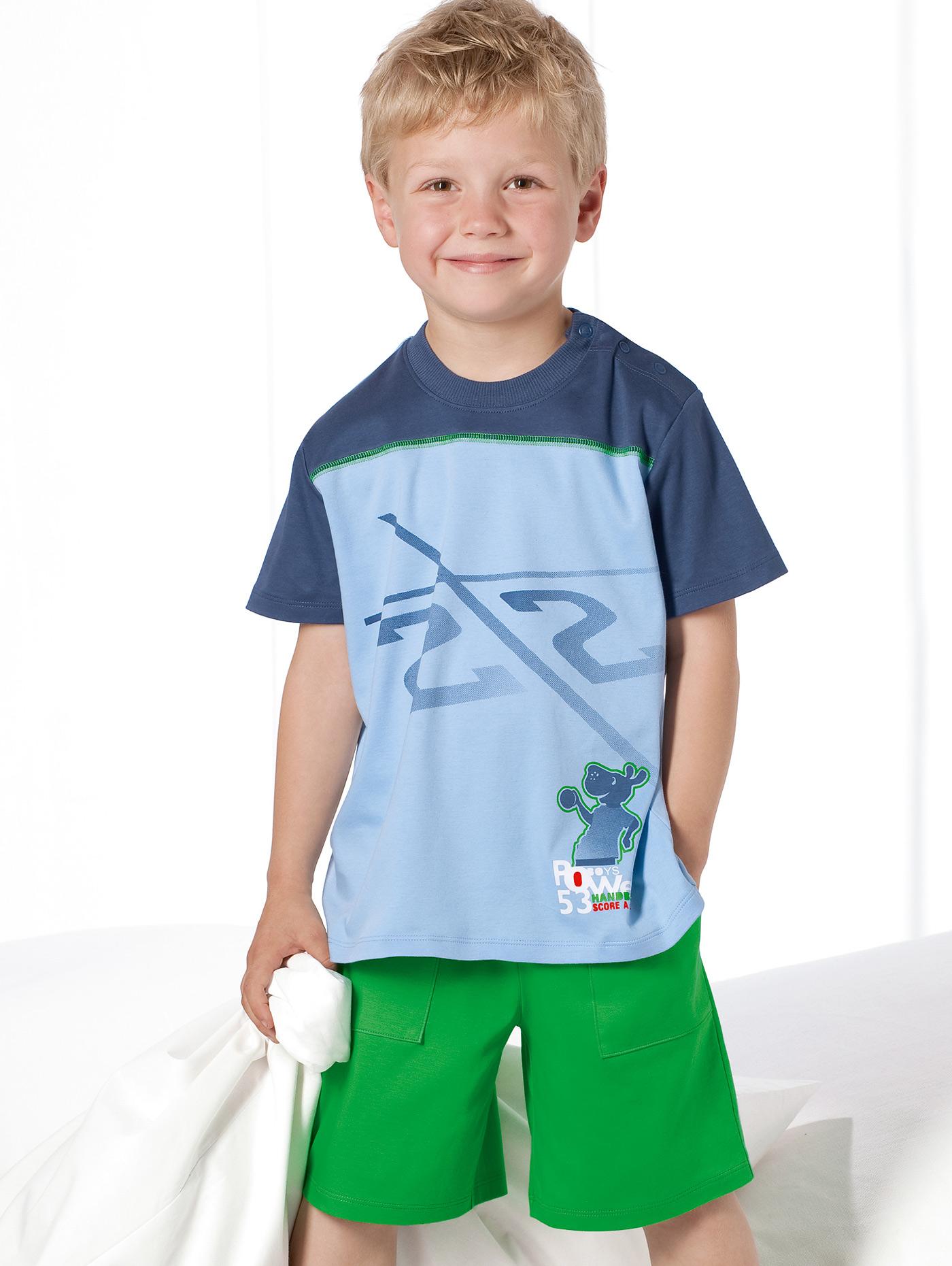 Match-Ball Short Pyjama