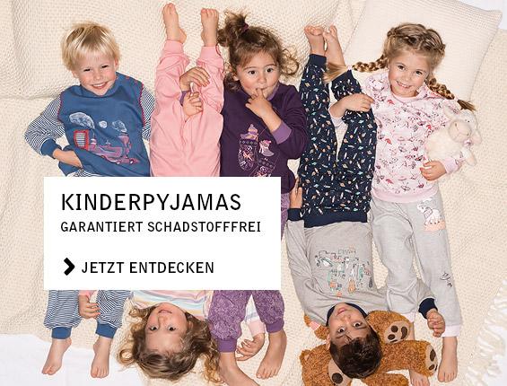 CALIDA Kinderpyjamas